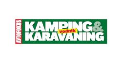 KAMPING & KARAVANING VODNIK